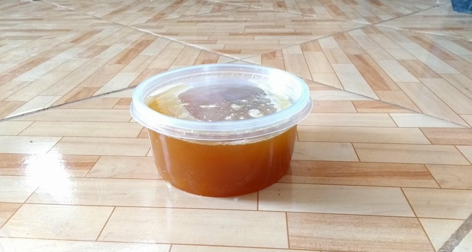 Miel vs «Algo parecido a miel»