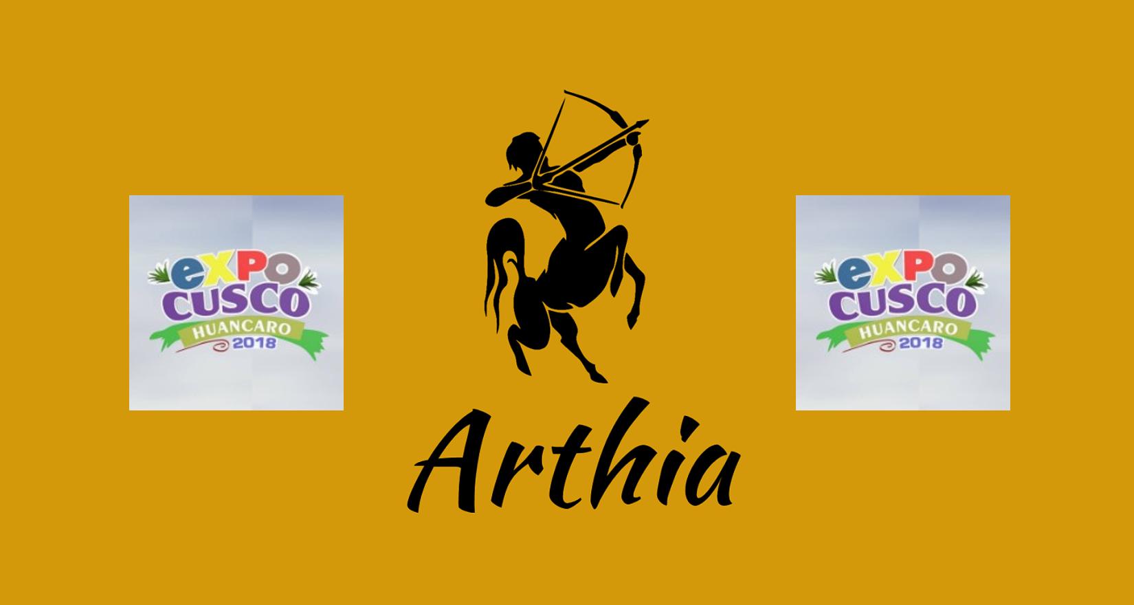 Arthia en la Feria de Huancaro 2018